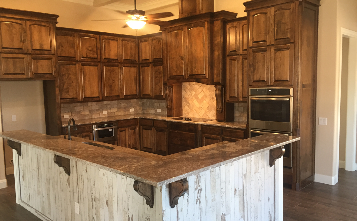 custom home Castroville